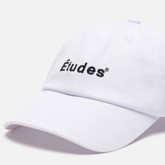 Кепка Etudes Booster Etudes White