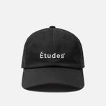 Кепка Etudes Tuff Etudes Black фото- 0