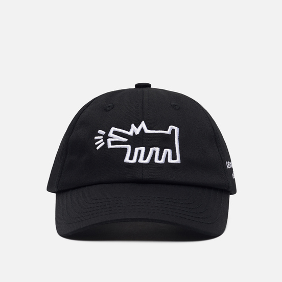 Кепка Etudes x Keith Haring Booster Black