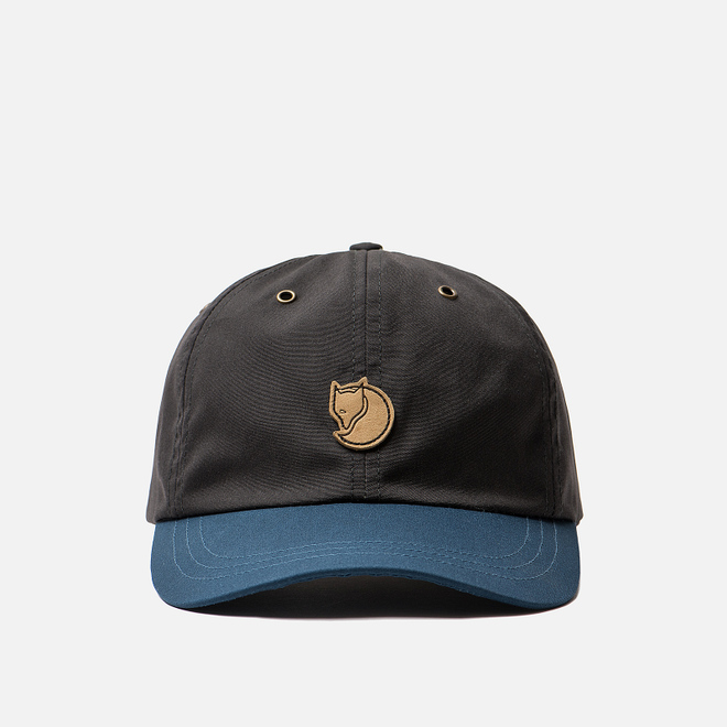 Кепка Fjallraven Helags Dark Grey/Storm