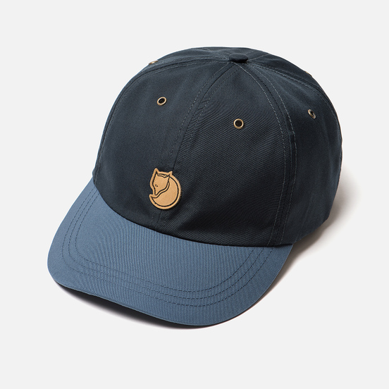 Кепка Fjallraven Helags Dark Navy/Uncle Blue