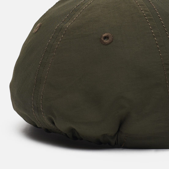 Кепка Fred Perry Branded Military Green
