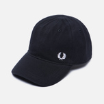Кепка Fred Perry Classic Pique Black фото- 2