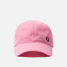Кепка Fred Perry Pique Classic Bright Pink фото- 0
