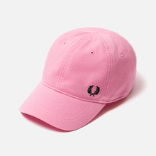 Кепка Fred Perry Pique Classic Bright Pink фото- 2