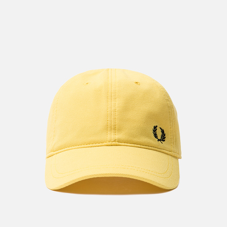 Кепка Fred Perry Pique Classic Electric Yellow
