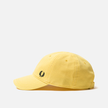 Кепка Fred Perry Pique Classic Electric Yellow фото- 1