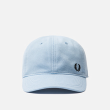 Кепка Fred Perry Pique Classic Sky Blue фото- 0