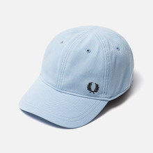 Кепка Fred Perry Pique Classic Sky Blue фото- 2