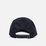Кепка Fred Perry Ripstop 5 Panelled Baseball Black фото- 3