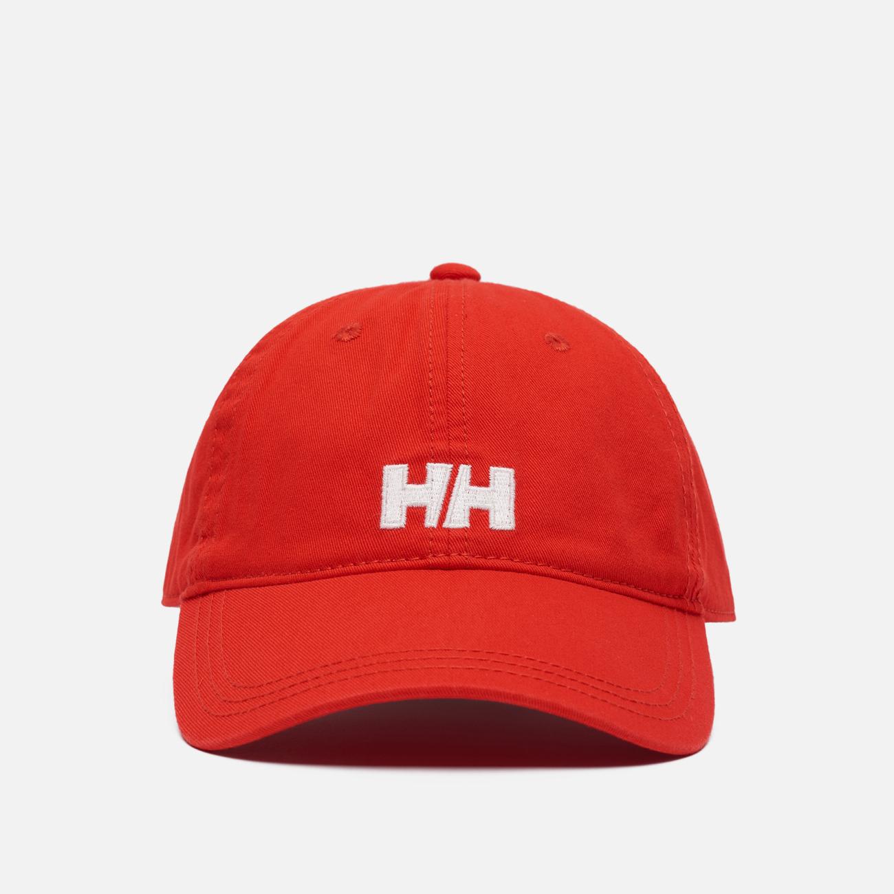 Кепка Helly Hansen Logo Alert Red