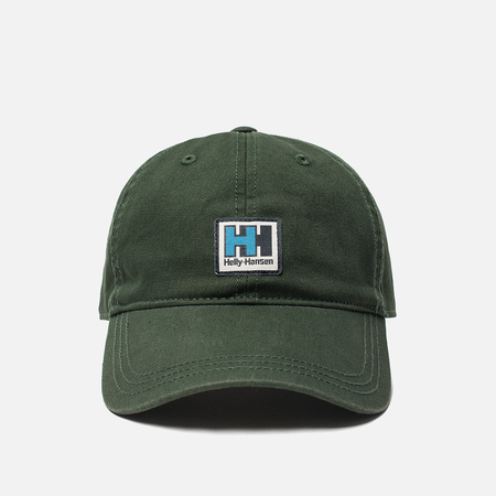 Кепка Helly Hansen HH Logo Mountain Green
