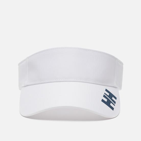 Кепка Helly Hansen Logo Visor White
