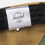 Кепка Herschel Supply Co. Glendale Woodland Camo/Brass Eyelets фото- 6