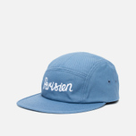Maison Kitsune Parisien 5P Cap Blue photo- 1