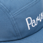 Maison Kitsune Parisien 5P Cap Blue photo- 3