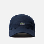 Кепка Lacoste Embroidered Crocodile Navy Blue фото- 0