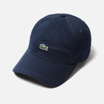 Кепка Lacoste Embroidered Crocodile Navy Blue фото- 2