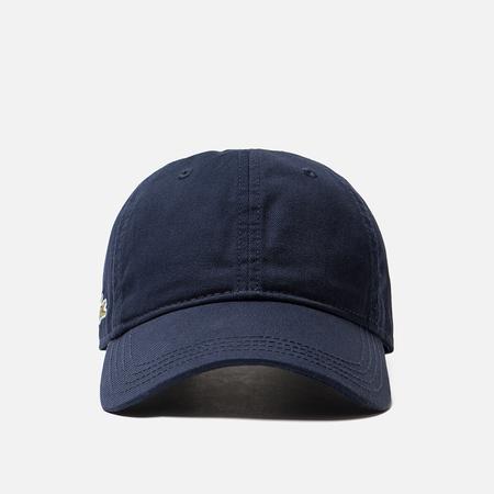 Кепка Lacoste Gabardine Navy Blue