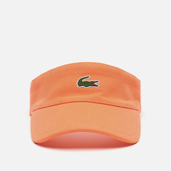 Кепка Lacoste Tennis Visor Orange