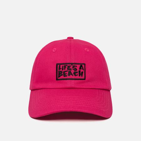Кепка Life's a Beach Logo Pink