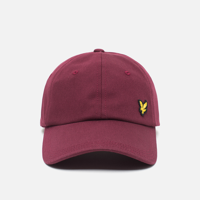 Кепка Lyle & Scott Baseball Claret Jug