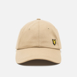 Кепка Lyle & Scott Baseball Dark Sand фото- 0