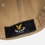 Кепка Lyle & Scott Baseball Dark Sand фото- 5