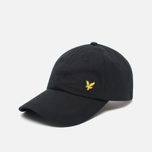 Кепка Lyle & Scott Baseball True Black фото- 1