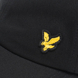 Кепка Lyle & Scott Baseball True Black фото- 3