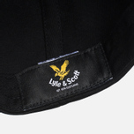 Кепка Lyle & Scott Baseball True Black фото- 5