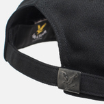 Кепка Lyle & Scott Baseball True Black фото- 6