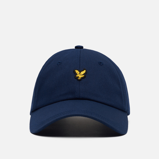 Кепка Lyle & Scott Cotton Twill Baseball Dark Navy