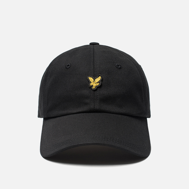 Кепка Lyle & Scott Cotton Twill Baseball True Black