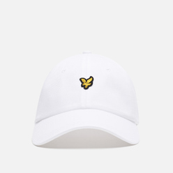 Кепка Lyle & Scott Cotton Twill Baseball White