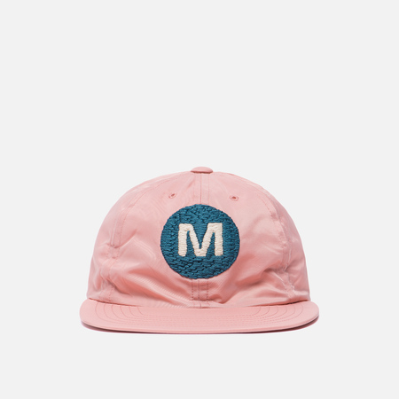 Кепка maharishi M.A.H.A. Spectrum Flight Dusty Pink