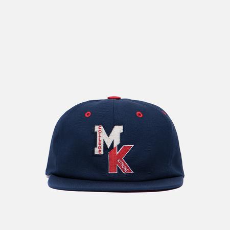 Кепка Maison Kitsune Baseball MK College Navy