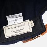 Кепка Maison Kitsune Parisien Navy фото- 6