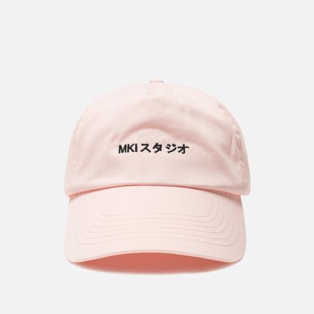 Кепка MKI Miyuki-Zoku Curved Peak Ball Pink