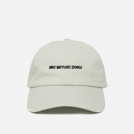 Кепка MKI Miyuki-Zoku Twill Ball Pastel Mint