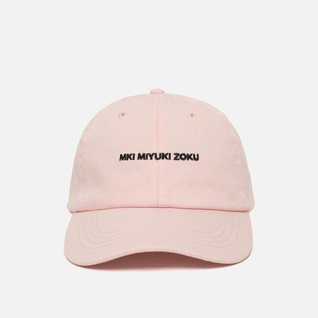 Кепка MKI Miyuki-Zoku Twill Ball Pastel Pink