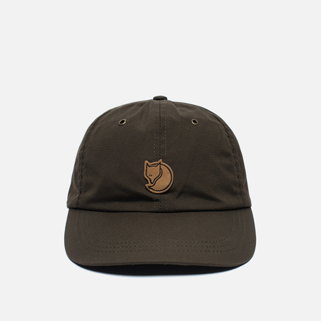 Fjallraven Helags Men's Cap Dark Olive