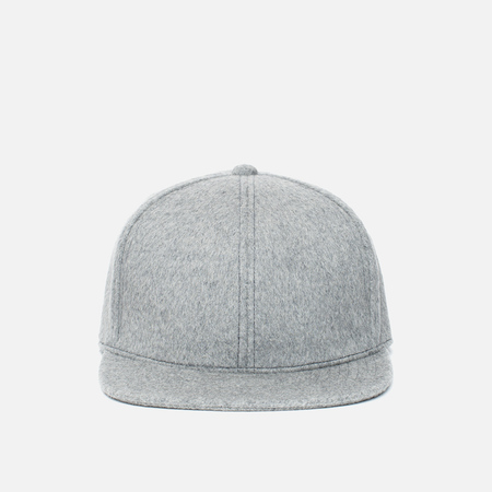 Кепка Nanamica Wool Baseball Heather Grey
