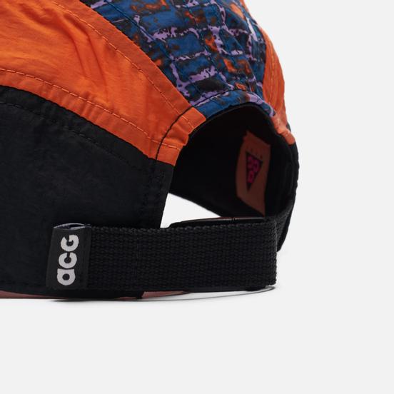 Кепка Nike ACG NRG Tailwind Black/Safety Orange/Safety Orange