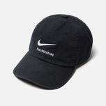 Кепка Nike SB Heritage86 Twill Black/Black/White фото- 2