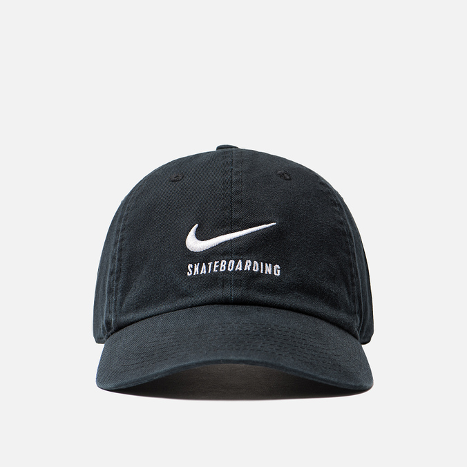 Кепка Nike SB Heritage86 Twill Black/Black/White