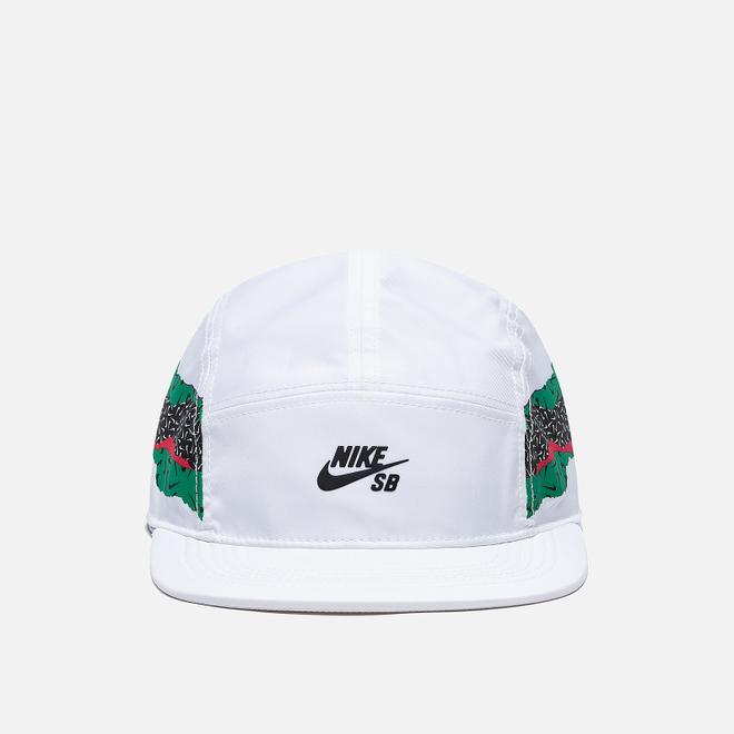 Кепка Nike SB x Ben-G 5 Panel AW84 QS White