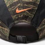Кепка Nike x Carhartt WIP NRG Camo Tailwind Black/Camo Green фото- 3
