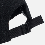 Кепка Norse Projects 6 Panel Kvadrat Charcoal Melange фото- 4