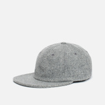 Кепка Norse Projects 6 Panel Kvadrat Light Grey Melange фото- 1